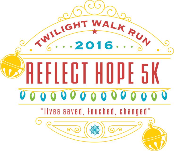 Reflect Hope Twilight Walk Run 5K and 1 Mile